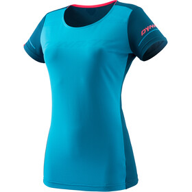 Dynafit Alpine Koszulka z krótkim rękawem Kobiety, methyl blue